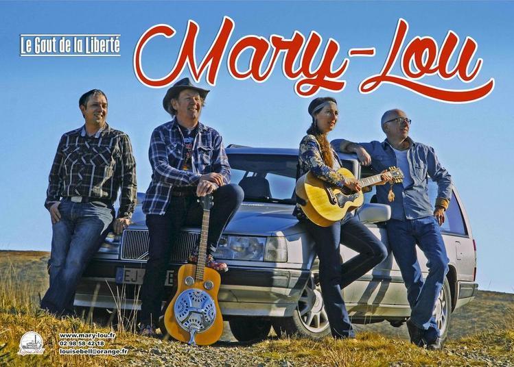 Mary-Lou à Aube