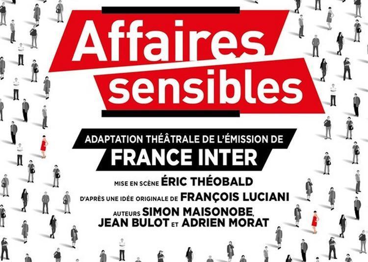 Affaires Sensibles à Paris 8ème