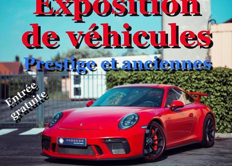 Exposition de véhicules organisé par le Porsche Fan's Nord & Belgique à Hordain