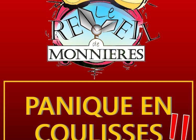 Panique En Coulisses ! à Monnieres