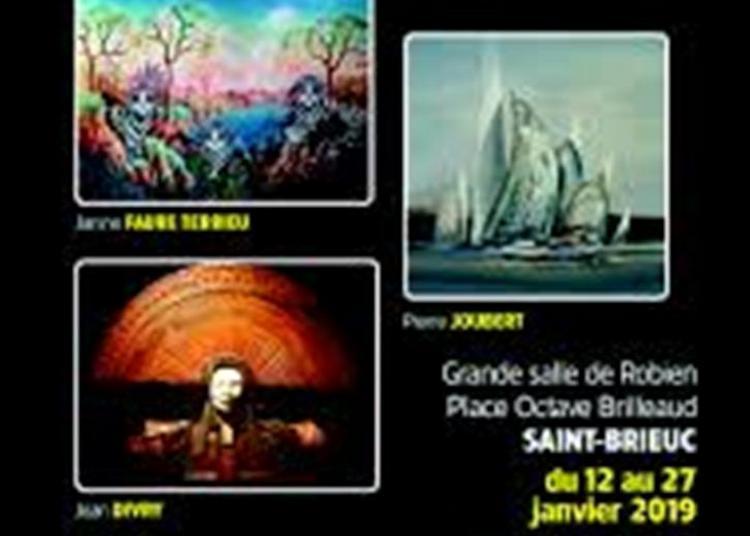 5° Biennale Peintres Et Sculpteurs De Bretagne à Saint Brieuc