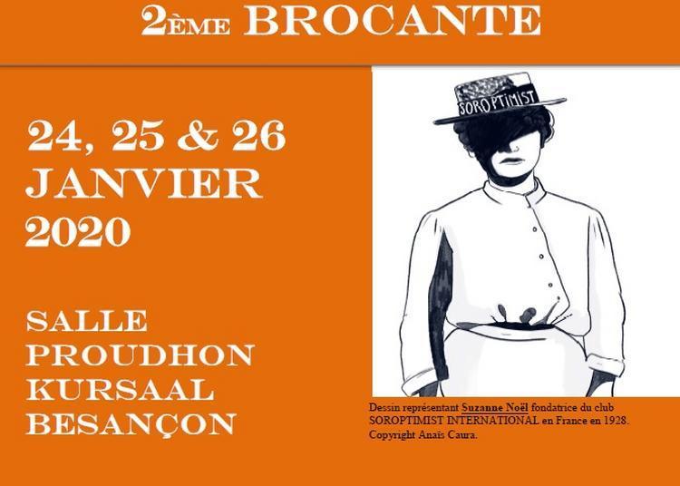 18ème BRADERIE & 2ème BROCANTE à Besancon