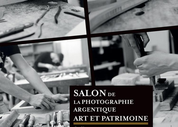 Salon De La Photographie Argentique  Art Et Patrimoine  De L'association Photographes Parisiens à Paris 11ème