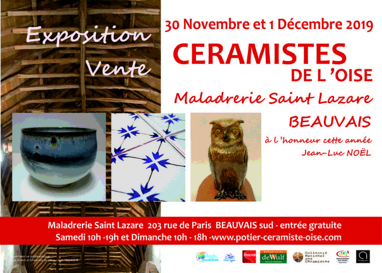 Exposition-vente à Beauvais