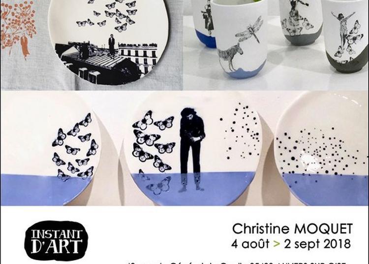 Exposition Boutique Galerie Instant d'Art à Auvers sur Oise