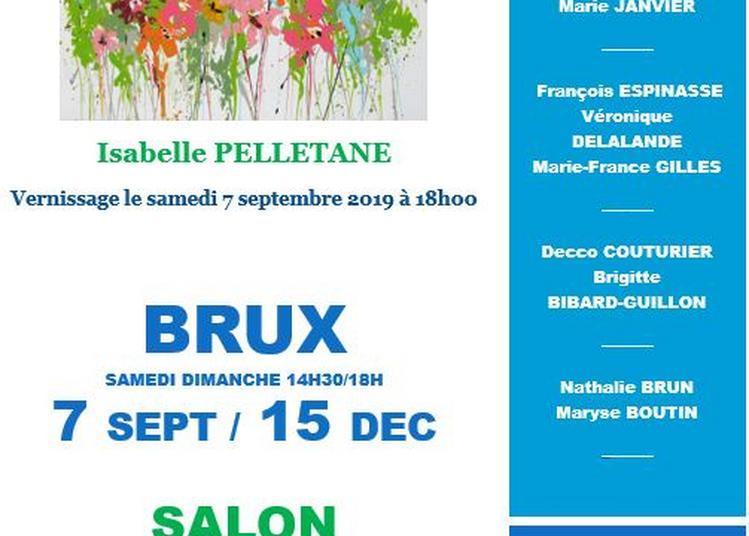 Salon Petits Formats / Exposition Isabelle Pelletane & Kayoko Hayasaki à Brux