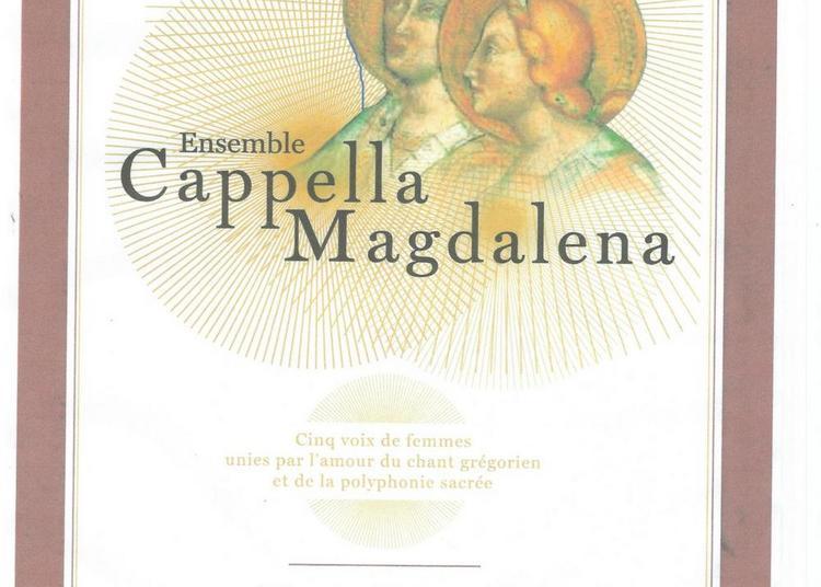 Ensemble Cappella Magdalena à Jard sur Mer