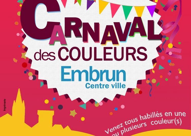 Carnaval des couleurs à Embrun