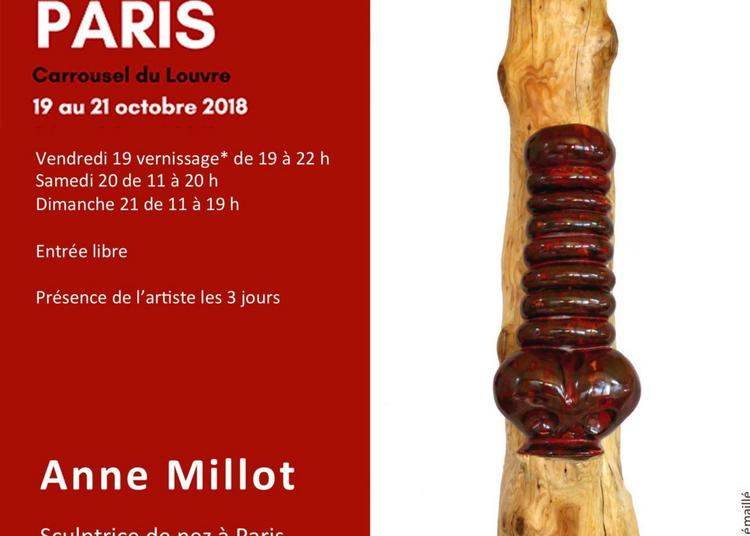 Sculptures de nez Art Shopping à Paris 1er
