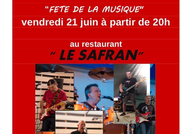 Concert blues - rock à La Rochelle