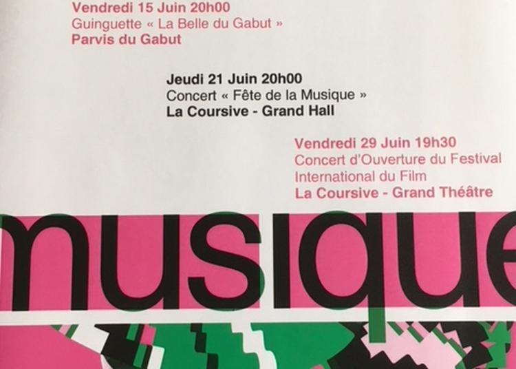 Orchestre d'Harmonie de la Ville de La Rochelle - Concert Fête de la Musique 2018