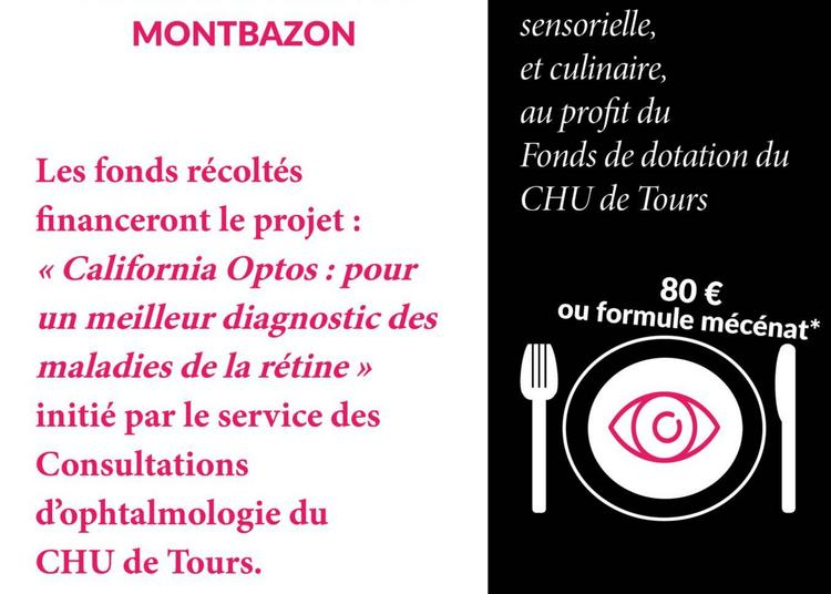 Diner Dans Le Noir à Montbazon