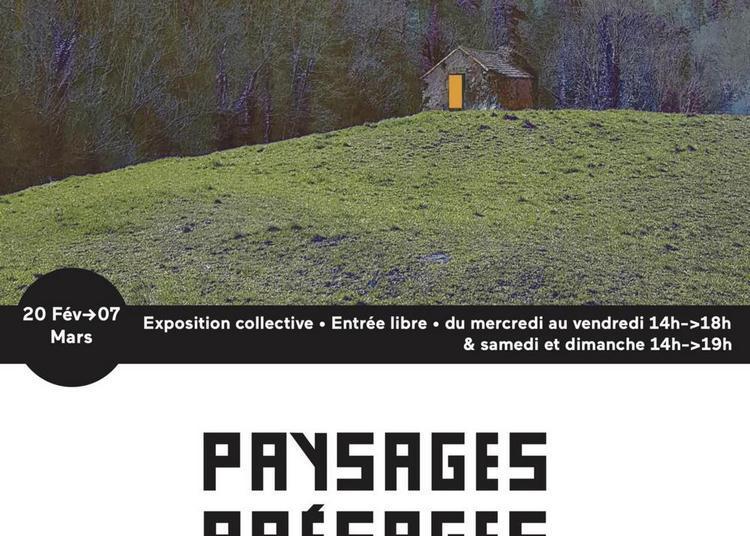 Exposition collective- Paysages/ Présages (volet 2) à Saint Denis