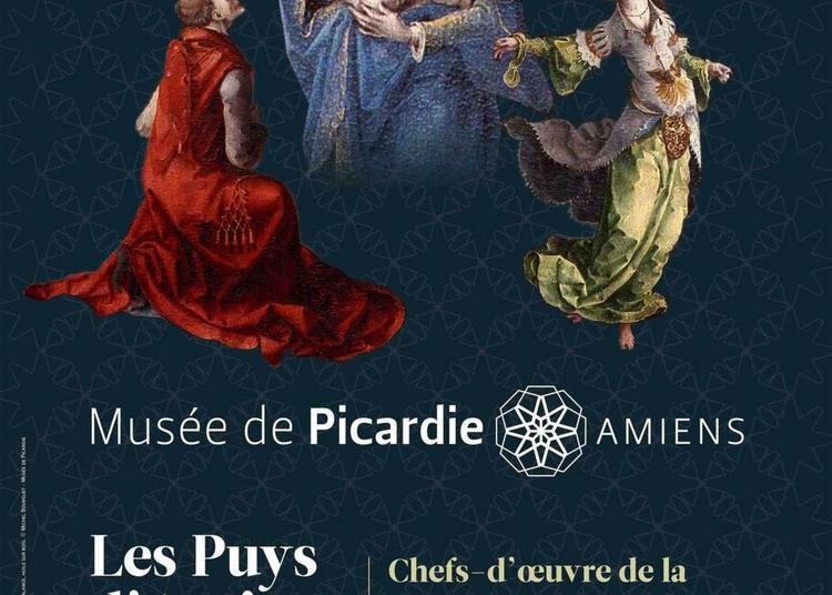 Les Puys D'amiens, Chefs-d'oeuvre De La Cathédrale Notre-dame à Amiens