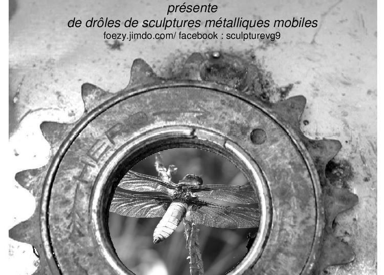 Les Metal'morphoses à Seillons Source Dargens