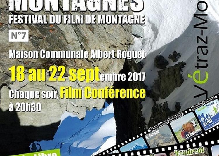 Festival cinematographique rêve de montagnes 2017