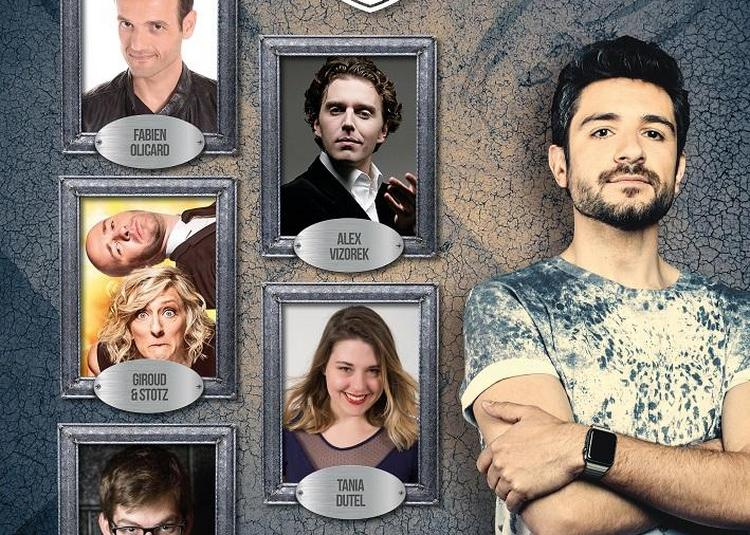 Inglorious Comedy Club à Joinville le Pont