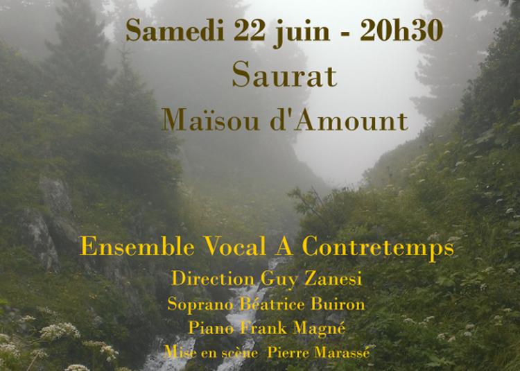 La Belle Meunière, de Franz Schubert à Saurat