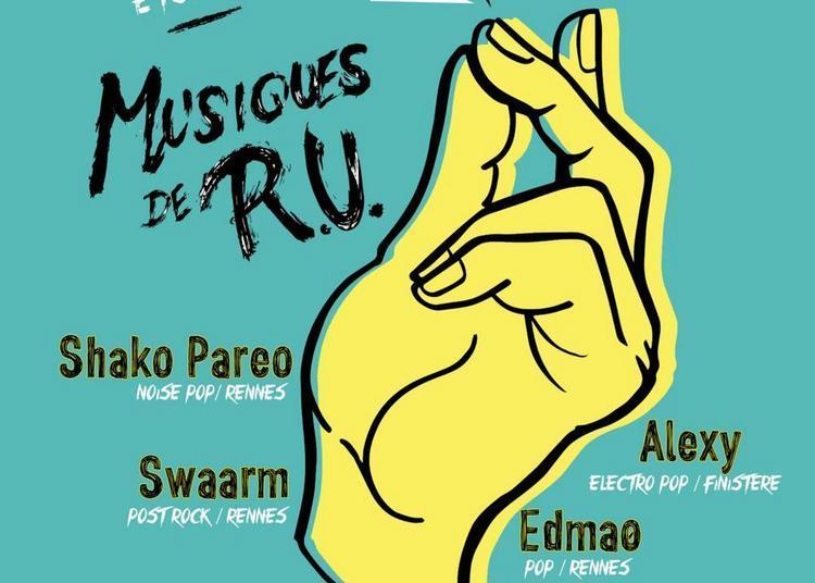 Tremplin Musiques de RU à Brest