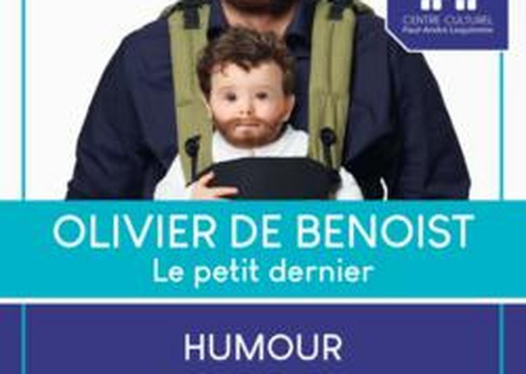 Olivier de Benoist : le petit dernier à Haubourdin