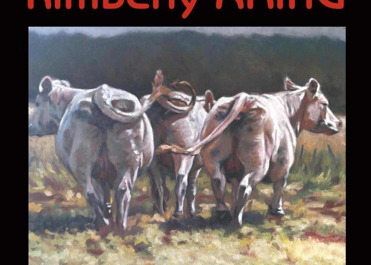 Une vache d'exposiition à Sedan