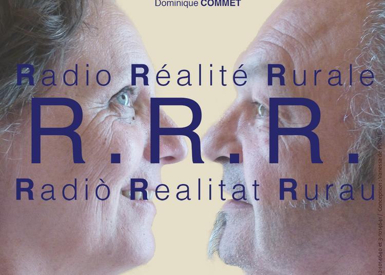 R.R.R. - Radiò Realitat Rurau à Sabres