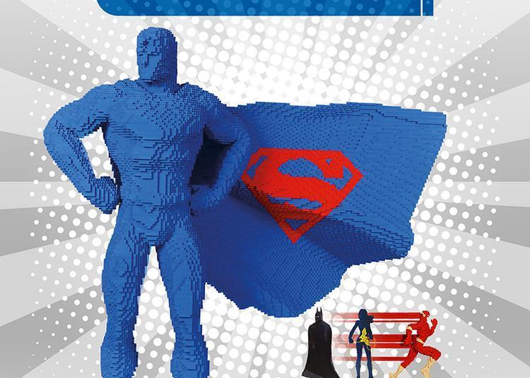 The Art Of The Brick: DC Super Heroes à Paris 19ème