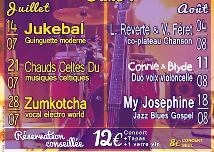 Festival Musical et Gourmand Vergèze à Vergeze