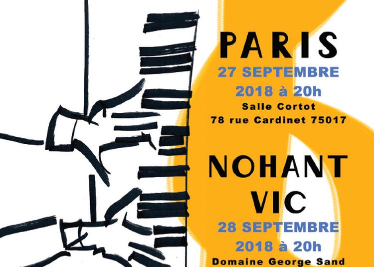 Récital de piano - Lauréats concours Véra Lautard-Chevtchenko à Paris 17ème