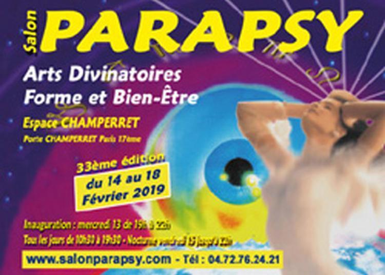 Parapsy - Salon à Paris 17ème