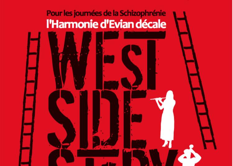 Concert-spectacle West Side Story à Evian les Bains