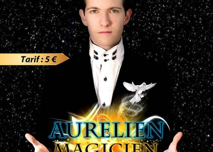 Aurélien le Magicien & Marie à Berck