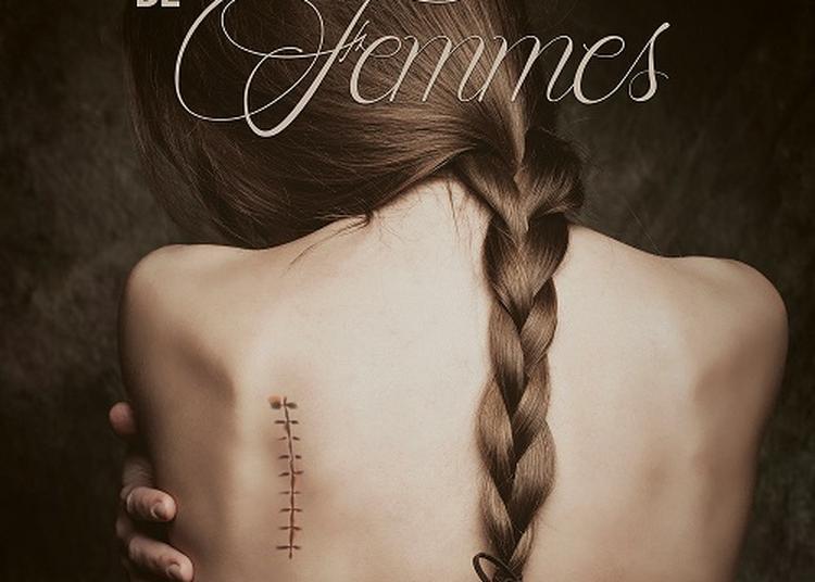 Fragments de femmes à Paris 17ème