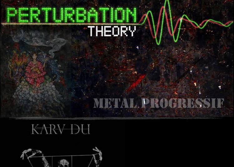 Concert des groupes Perturbation Théory et Karv Du à Nantes