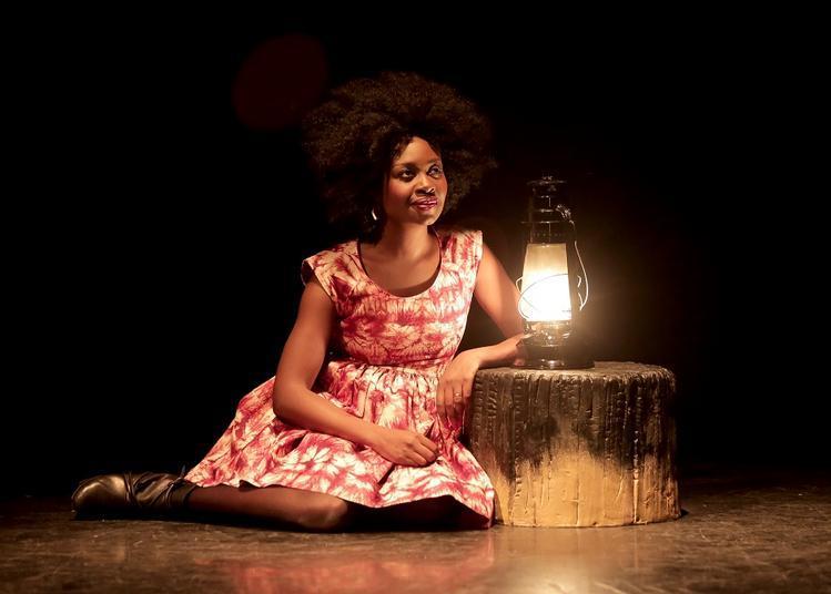 Africa 2020 - Spectacle Seule en scène « Je demande la route » - Roukiata Ouedraogo à Boissy saint Leger