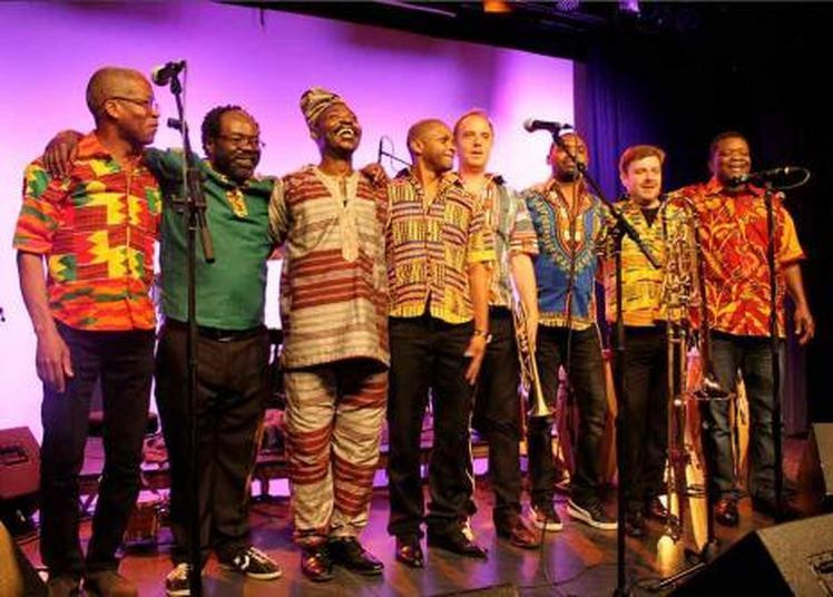 African Salsa Orchestra à Savigny le Temple