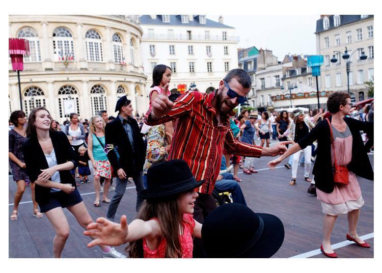 Afro Groove Time à Le Rheu