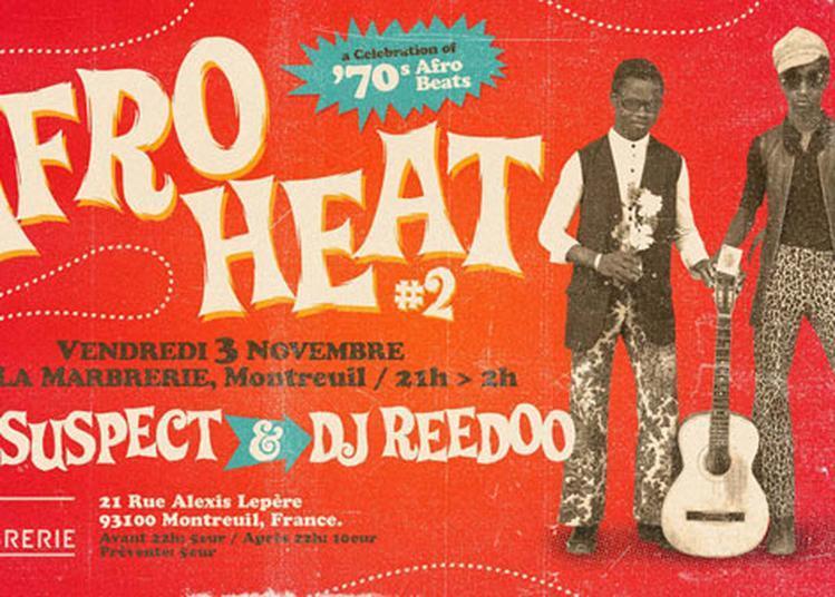 Afro Heat #2 à Montreuil