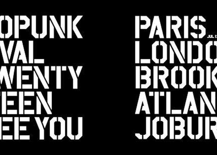 AfroPunk Paris 2019