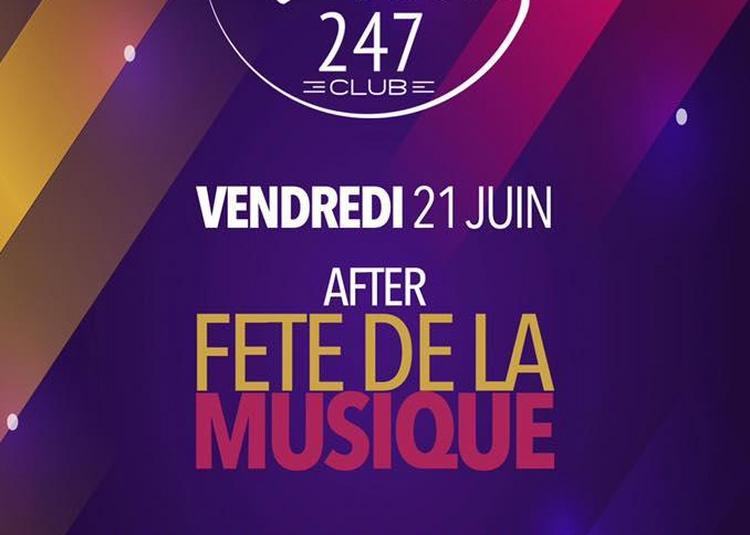 After Show de la Fête de la Musique à Pau