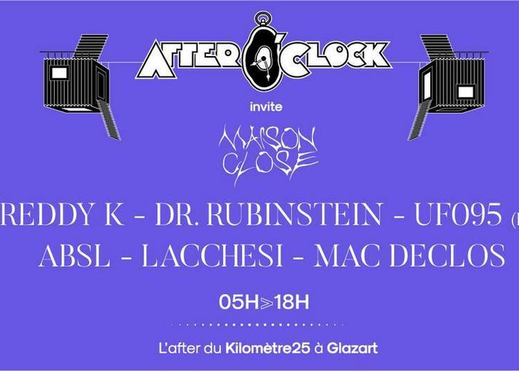 After O'Clock Invite Maison Close à Paris 19ème