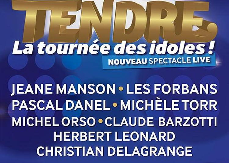 Age Tendre-La Tournee Des Idoles ! à Metz