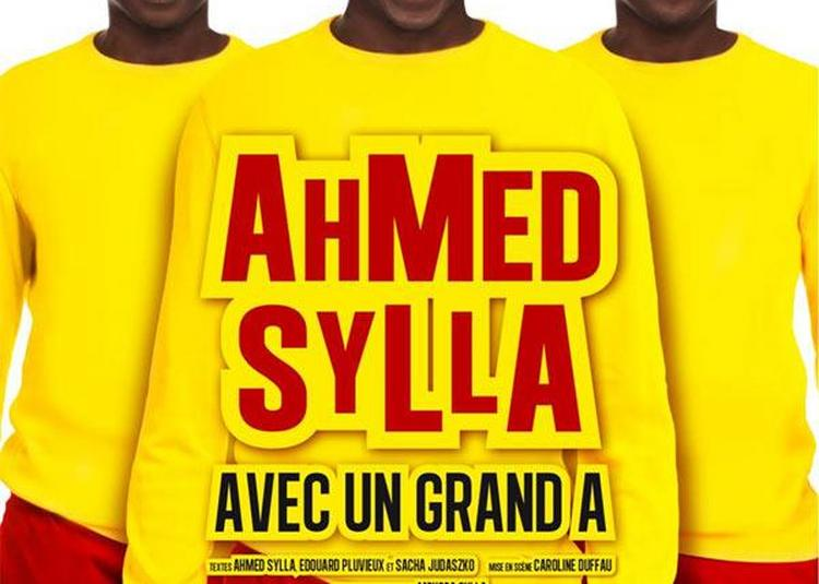 Ahmed Sylla à Troyes