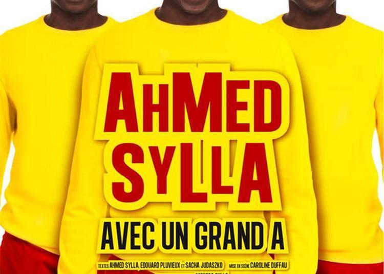 Ahmed Sylla à Lyon