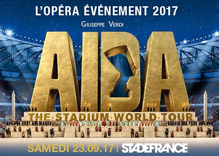 Aida à Saint Denis