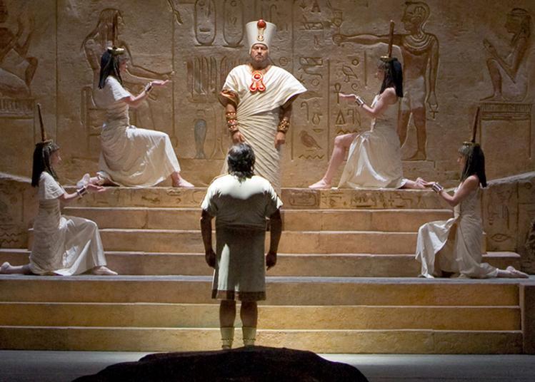 Aïda - Les retransmissions du Metropolitan Opera de New-York à Le Haillan