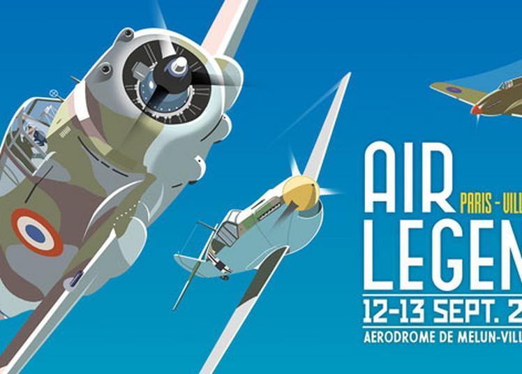 Air Legend à Montereau sur le Jard