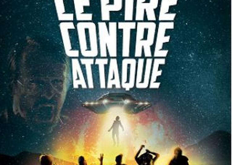 Airnadette - Le Pire Contre-Attaque à Paris 18ème