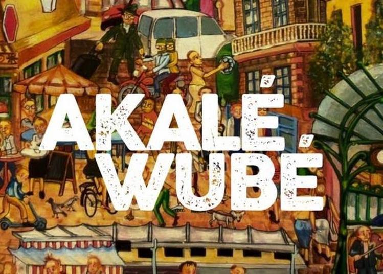 Akalé Wubé - Groove éthiopien à Fontenay Sous Bois