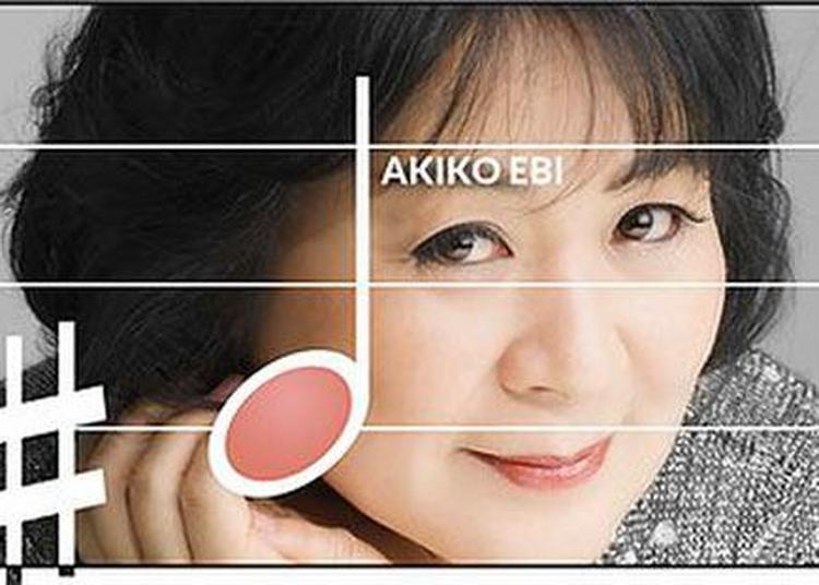 Akiko Ebi à Versailles